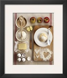 Apples Pie Print by  Soulayrol & Chauvin