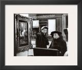Regard Oblique II, c.1948 Posters by Robert Doisneau