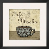 Café Mocha Posters by Todd Williams