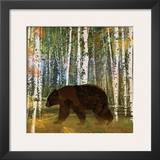 Bear Prints by Lynnea Washburn