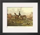 The English Hunt VII Prints by Henry Thomas Alken