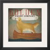 Golden Dog Canoe Co. Prints by Ryan Fowler