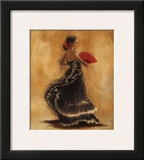Flamenco Dancer II Posters by Caroline Gold