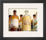 French Perfume Bottles II Posters by Madelaine Gray