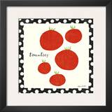 Simple Tomatoes Prints by Susy Pilgrim Waters
