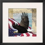Freedom II Poster by Todd Williams
