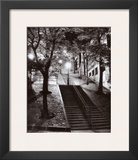 Escalier, Montmartre, c.1950 Prints by Rene Jacques