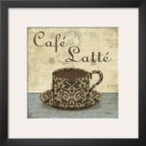Café Latté Prints by Todd Williams
