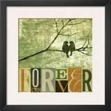 Forever Poster by Stella Bradley