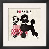 Paris Pooch Prints