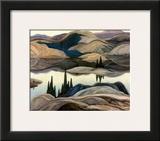 Mirror Lake Prints by Franklin Carmichael