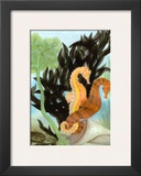 Seahorse Serenade I Posters by Charles Swinford