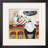 Order Up! Print by Jennifer Garant