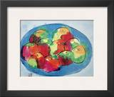 Still Life with Apples Posters by Walasse Ting
