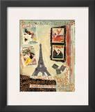 Paris Festif Art by M. Sigrid
