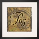Paz Prints by Patricia Quintero-Pinto