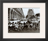 School Kids Prints by Robert Doisneau