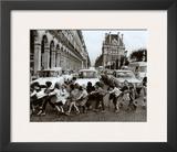 School Kids Prints by Robert Doisneau