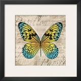 Butterflies I Art by Tandi Venter