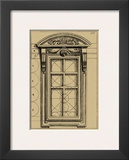 Palladian Window Print by Andrea Palladio