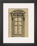 Palladian Window Print by Andrea Palladio