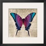 Butterflies IV Poster by Tandi Venter