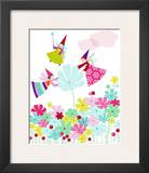 Fairies Poster by Laure Girardin-Vissian