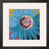 Sunshine Flower II Posters by Leslie Bernsen