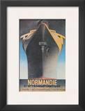 C.G. Transatlantique II Poster