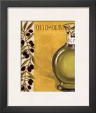 Olio di Oliva I Print by Chantal Godbout