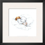 Sleepy Time III Prints by  Makiko