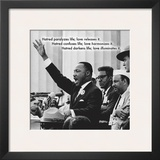 Martin Luther King, Jr. Prints