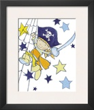 Little Pirate Prints by Annabel Spenceley