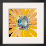 Sunshine Flower IV Posters by Leslie Bernsen