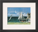 The Lee Shore Prints by Edward Hopper