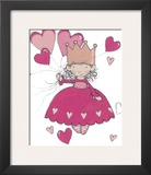 Little Princess Posters by Annabel Spenceley