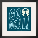 Goooal! Prints by Peter Horjus
