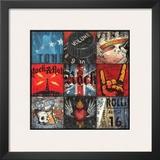 Rock n' Roll Prints by Aaron Christensen