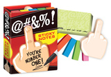 Finger Notes Sticky Note Booklet Stationary