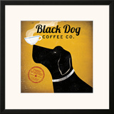 Black Dog Coffee Co. Prints by Ryan Fowler