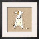 Doggy Tales II Prints by Clare Ormerod