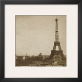 Historical Paris Prints by Cristin Atria