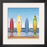 Boards III Prints by Scott Westmoreland