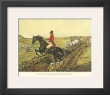 The English Hunt IV Posters by Henry Thomas Alken