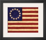 13 Star Flag Prints by Patrick DeSantis