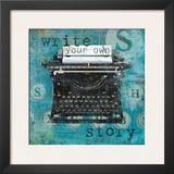 Write Your Own Story Posters by Carol Robinson