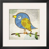 Chirpy Prints by Tandi Venter