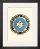 Sevres Porcelain IV Print by  Garnier