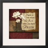 Faith Prints by Jennifer Pugh