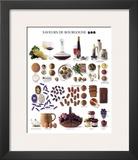 The Taste of Burgundy Prints